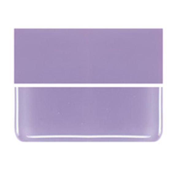 Bullseye Neo Lavender - Opaleszent - 2mm - Thin Rolled - Fusing Glas Tafeln