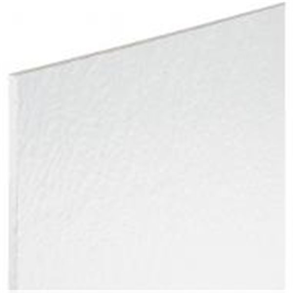 Bullseye Crystal Clear - 3mm - Double Rolled - Fusible Glass Sheets