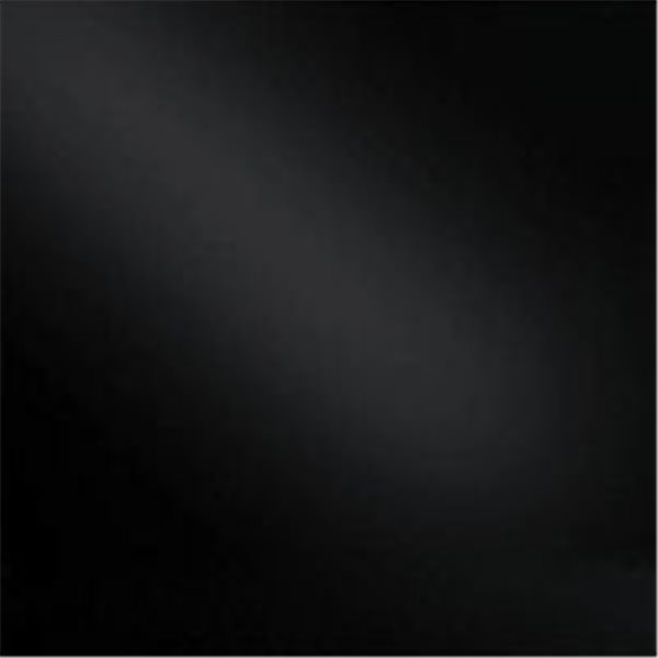 Spectrum Black - Cathedral - 3mm - Non-Fusible Glass Sheets