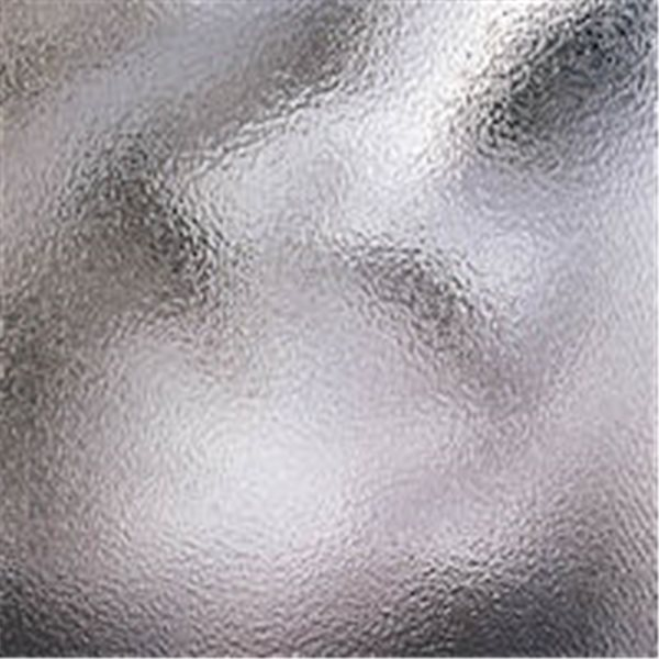 Spectrum Clear - Hammered (Small) Texture - 3mm - Non-Fusible Glass Sheets