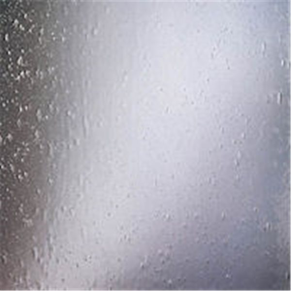 Spectrum Clear - Seedy - 3mm - Non-Fusible Glass Sheets