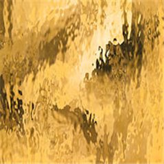 Spectrum Pale Amber - Waterglass - 3mm - Non-Fusible Glass Sheets