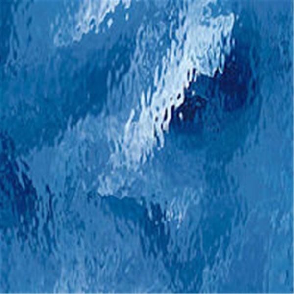 Spectrum Light Blue - Waterglass - 3mm - Non-Fusible Glass Sheets