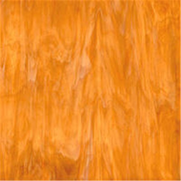Spectrum Light Amber and White - Translucent - 3mm - Non-Fusible Glass Sheets