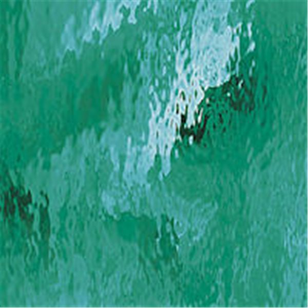 Spectrum Teal Green - Waterglass - 3mm - Non-Fusible Glass Sheets