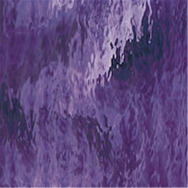 Spectrum Grape (Violet) - Waterglass - 3mm - Non-Fusible Glass Sheets