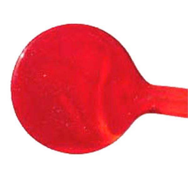 Effetre Murano Stange - Rosso - 5-6mm