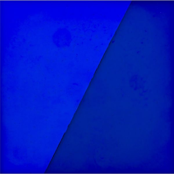 Uroboros Cobalt Blue 1.5mm Opal - 1.8mm - Fusible Glass Sheets