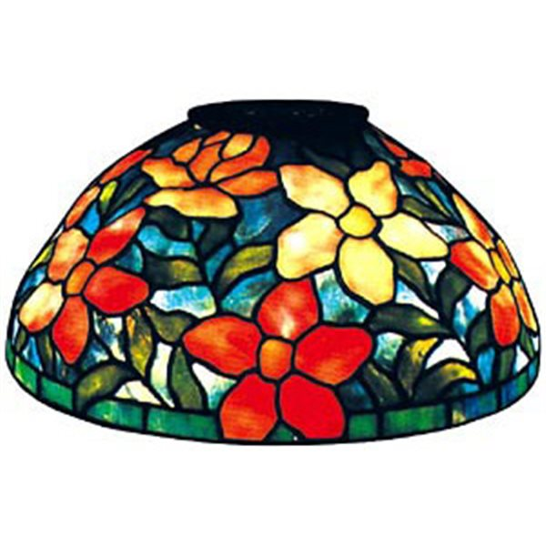 Odyssey - 14inch Peony Dome - Lamp Mold