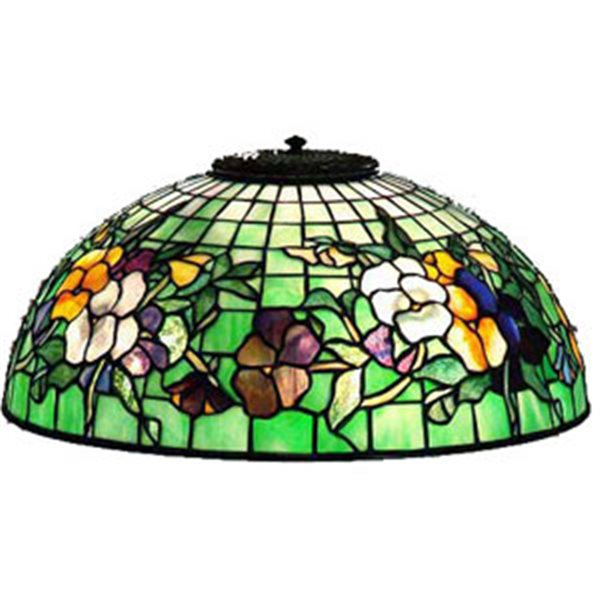 Odyssey - 16inch Pansy - Lamp Mold