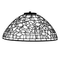 Odyssey - 16inch Banded Daffodil - Lamp Pattern