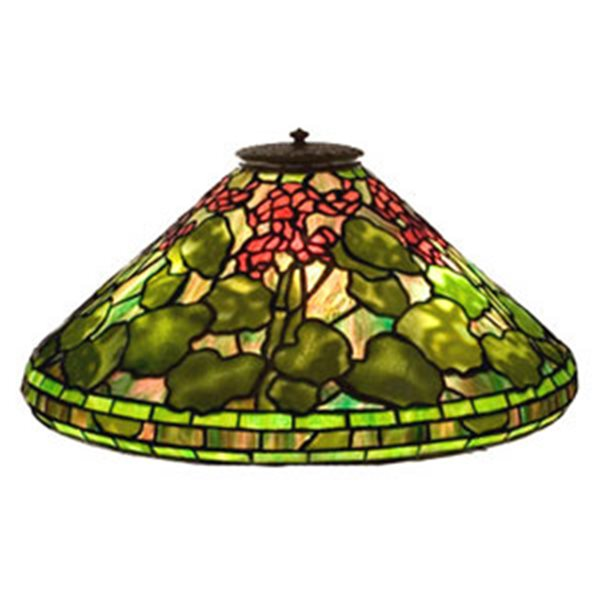 Odyssey - 16inch Geranium - Lamp Mold