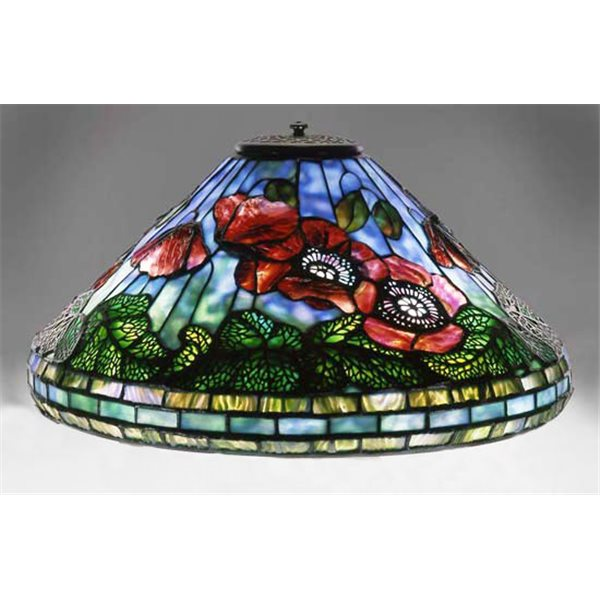 Odyssey - 16inch Poppy - Lamp Mold