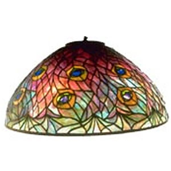 Odyssey - 16inch Peacock - Lamp Mold