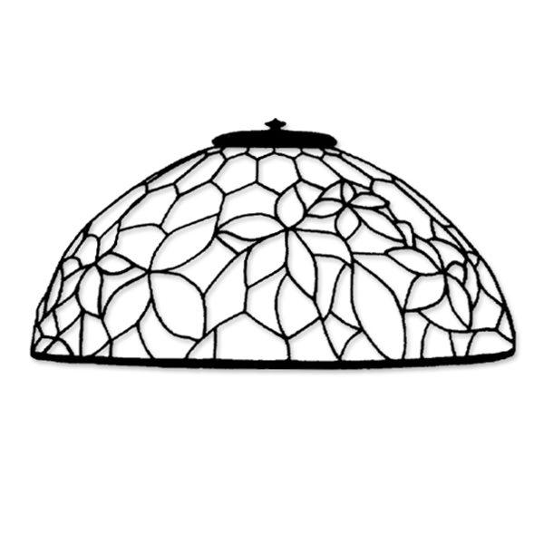 Odyssey - 16inch Woodbine - Lamp Pattern