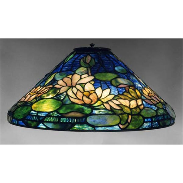Odyssey - 20inch Water Lily - Lamp Mold