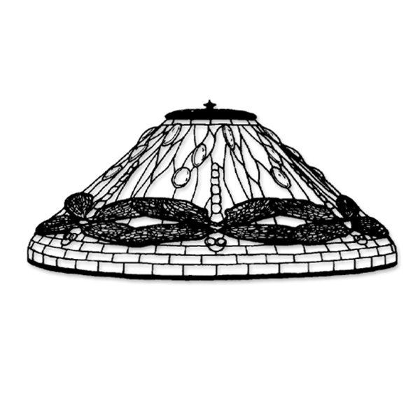 Odyssey - 20inch Dragonfly - Lamp Pattern