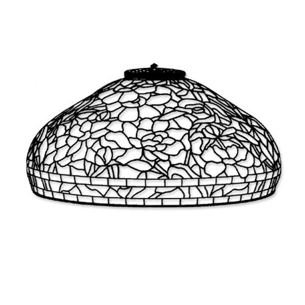 Odyssey - 22inch Peony - Lamp Pattern