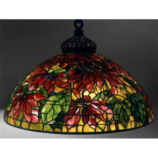 Odyssey - 26inch Poinsettia - Lamp Mold