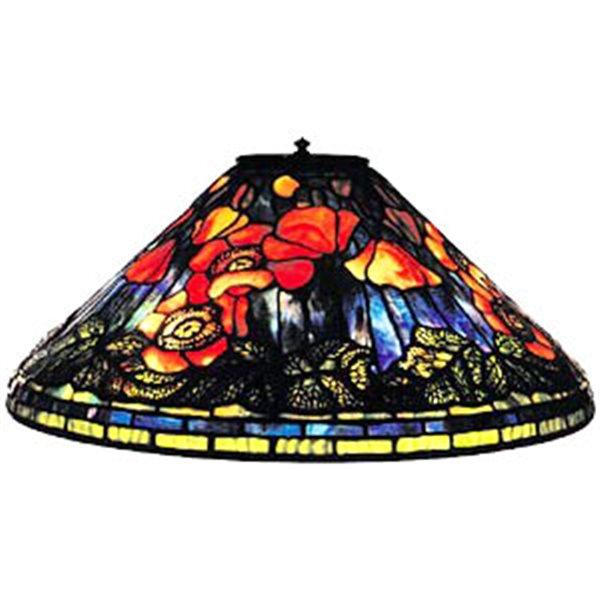 Odyssey - 20inch Poppy - Lamp Mold