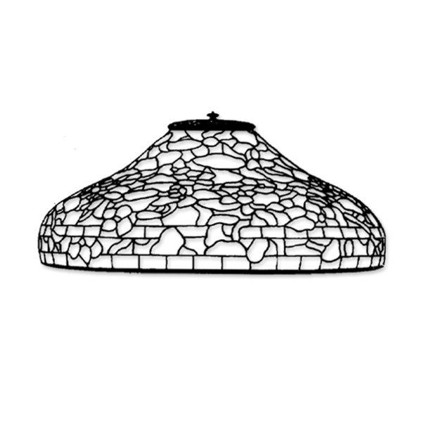 Odyssey - 18inch Nasturtium - Lamp Mold