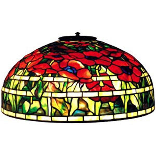 Odyssey - 18inch Oriental Poppy - Lamp Mold