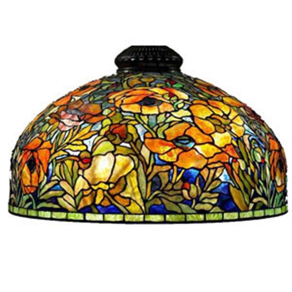 Odyssey - 26inch Oriental Poppy - Lamp Mold