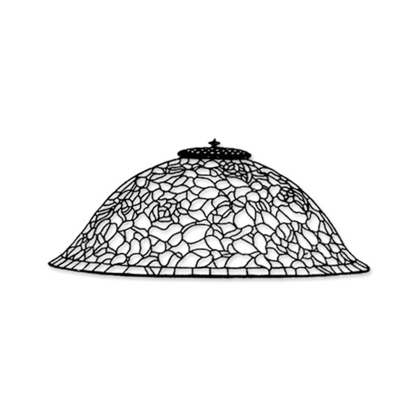 Odyssey - 24inch Rosebush - Lamp Pattern
