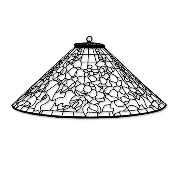 Odyssey - 28inch Hollyhock - Lamp Mold