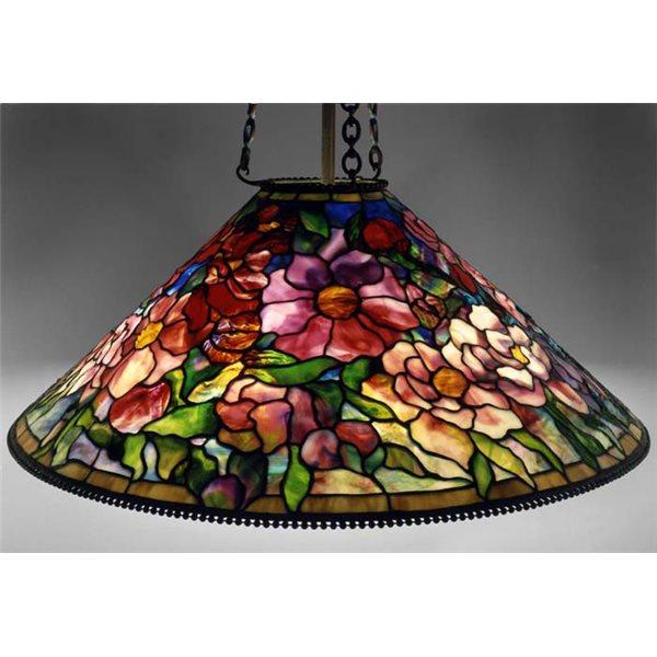 Odyssey - 28inch Peony - Lamp Mold