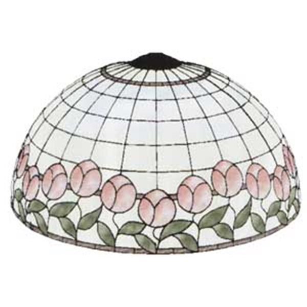 Creativ Hobby Technik - Art Nouveau Border - Styrofoam Lamp Mold