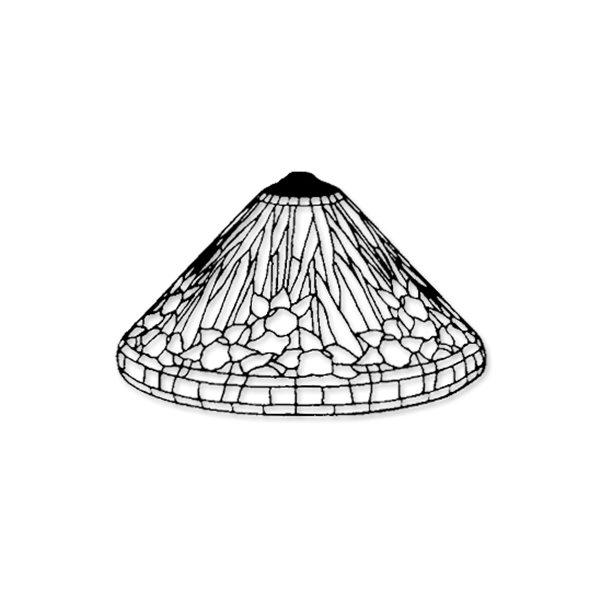 Creativ Hobby Technik - Daffodil - Styrofoam Lamp Mold