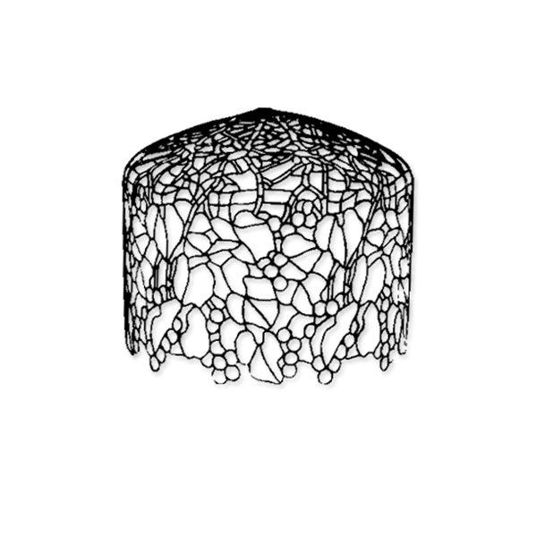 Creativ Hobby Technik - Grape Vine T - Styrofoam Lamp Mold