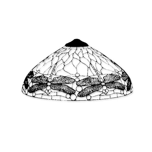 Creativ Hobby Technik - Dragon Fly T - Styrofoam Lamp Mold