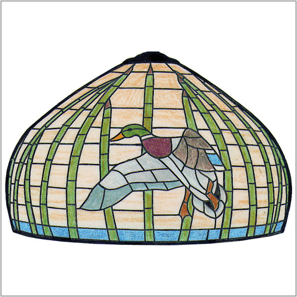 Worden - Duck Lamp - C20 - Pattern Packet