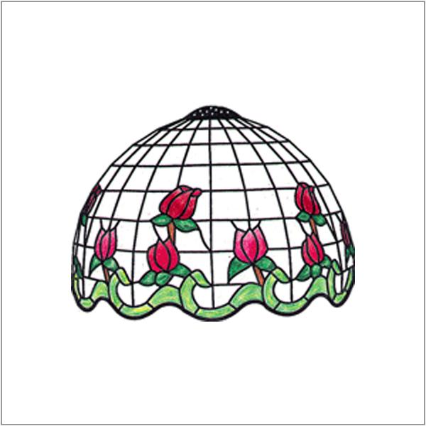 Worden - Rose - G16 - Pattern Packet