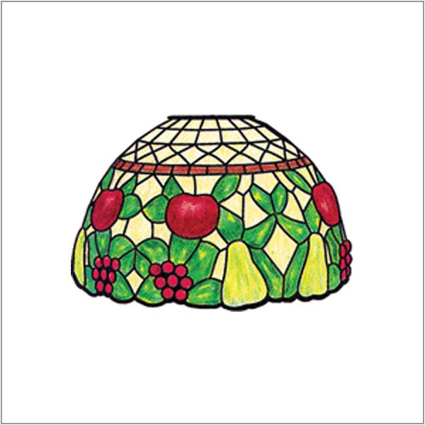 Worden - Fruit Pattern - G16 - Pattern Packet