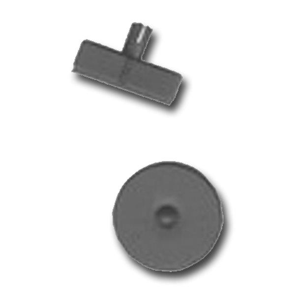 Ersatzdruckbalken und -teller für Silberschnitt Schnittlaufzange