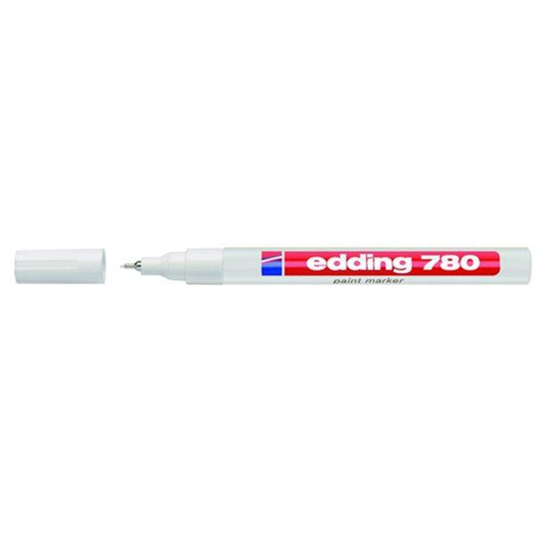 Edding - Marker White