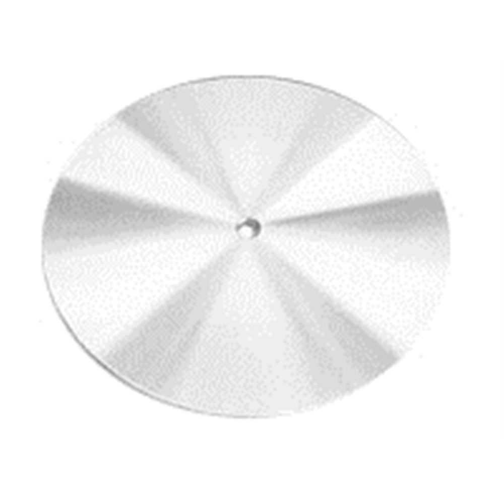 Glastar B4 - Steel Base Plate for All Pads - 8inch (20cm)