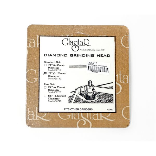 Tête de Meule Glastar - 3mm Standard
