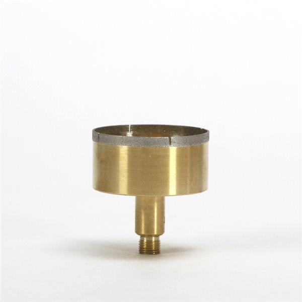 Diamant Hohlbohrer - Beschichtet - 50mm