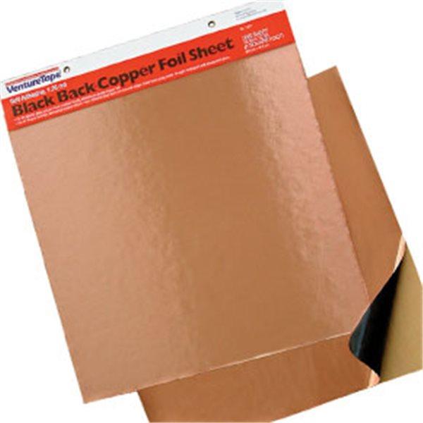 Venture - Copper Foil Sheet - 30x30cm