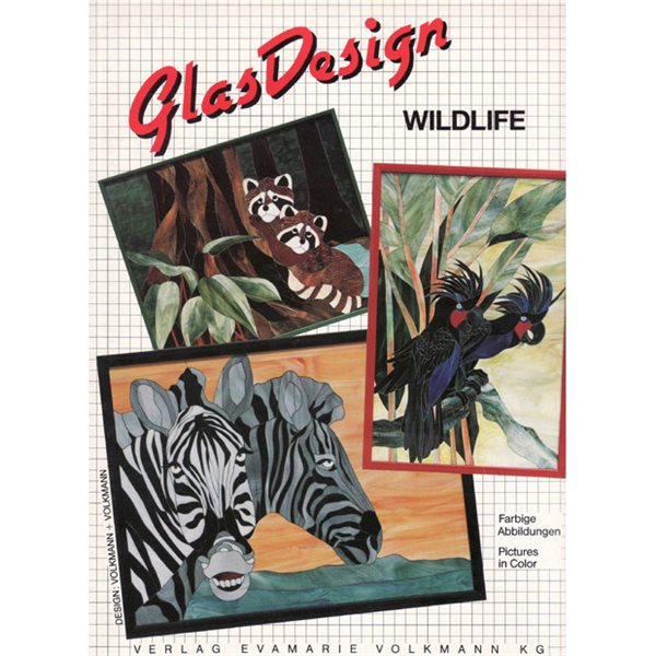 Book - Glas Design - Wildlife