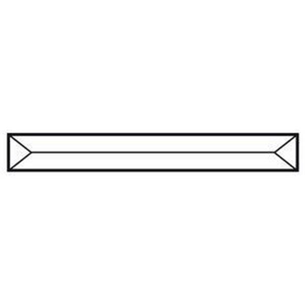 Bevel Pencil - 152x19mm