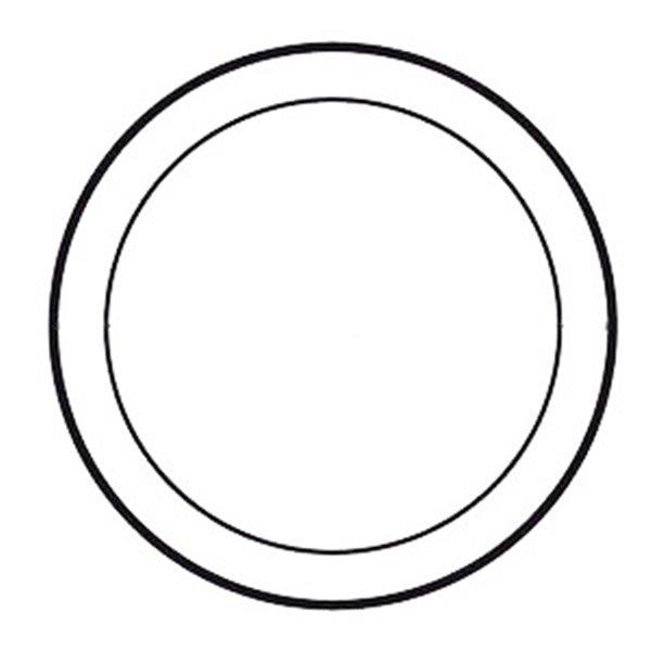 Bevel Circle - Diameter 127mm