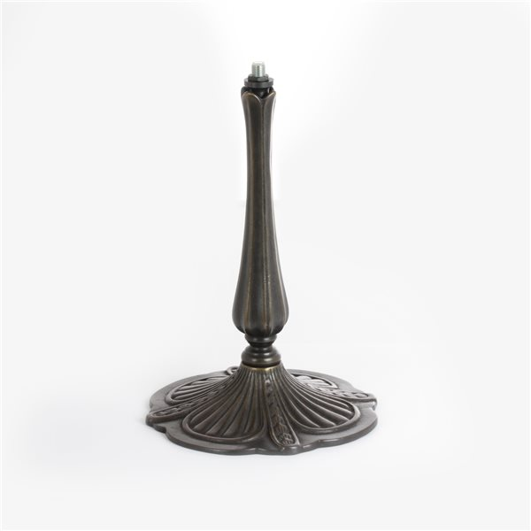 Lamp base - Elegance - 24.5cm - Brass