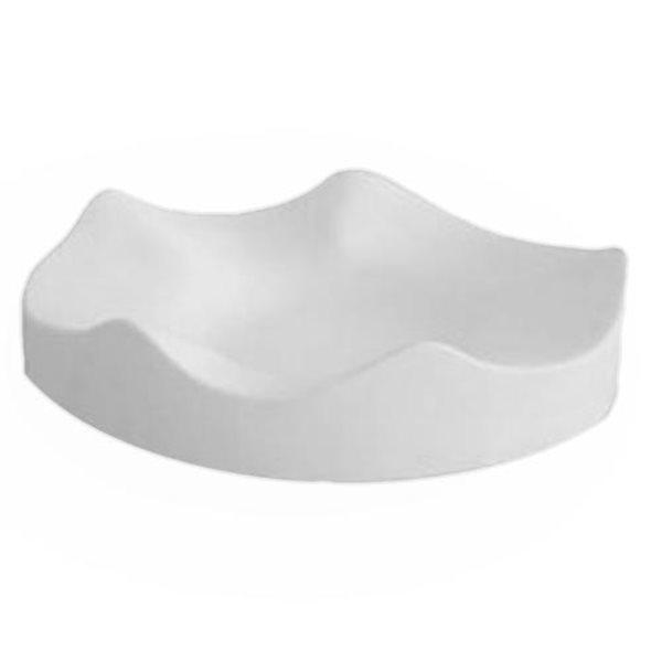 Wavy - 36.5x8cm - Base: 14.2cm - Fusing Mould