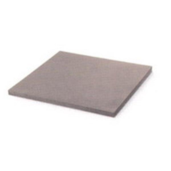 Marvering Plate Graphite - 14x14x0.6cm