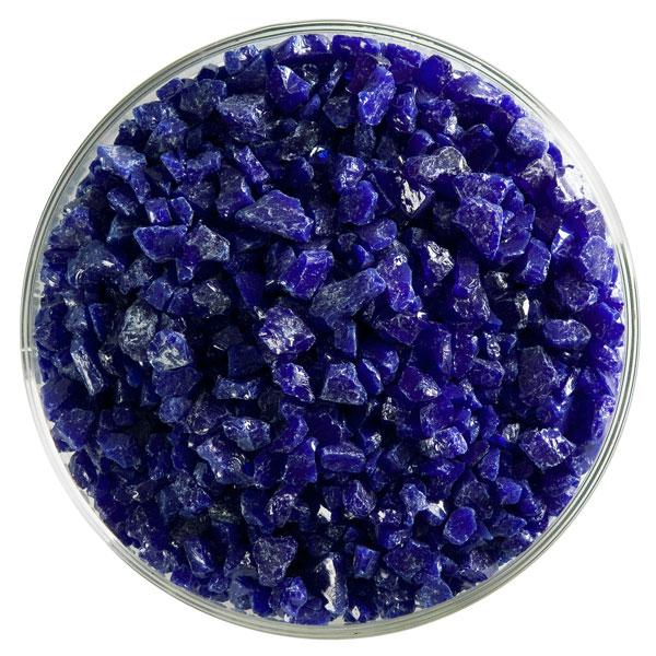 Bullseye Frit - Deep Cobalt Blue - Coarse - 2.25kg - Opalescent